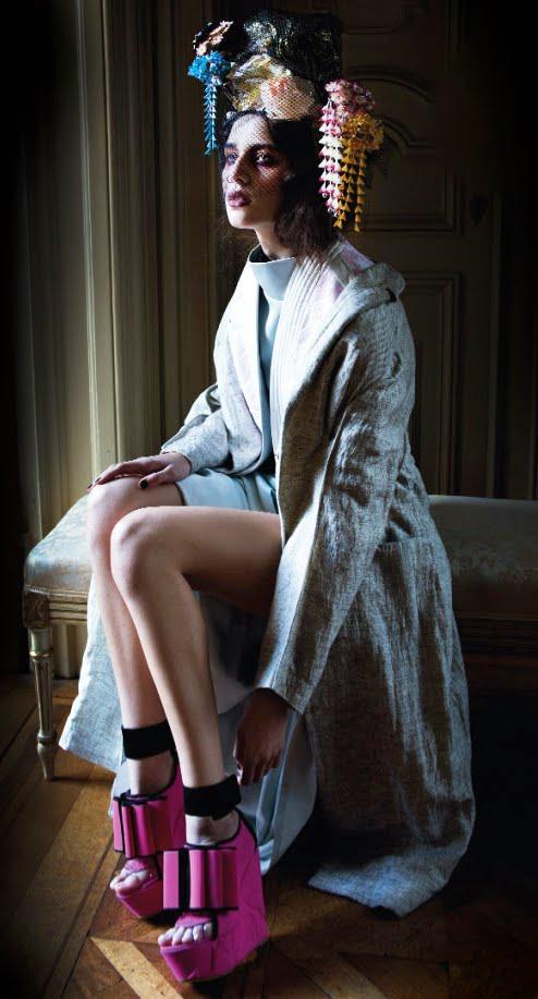 ElvenDesignArt in Vogue Magazine