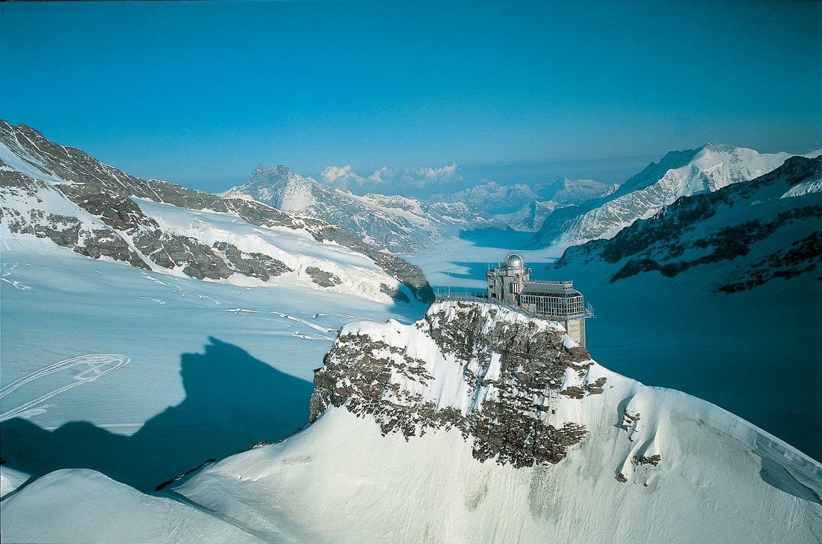 Traveller Stories An Armchair Tour Of Jungfraujoch
