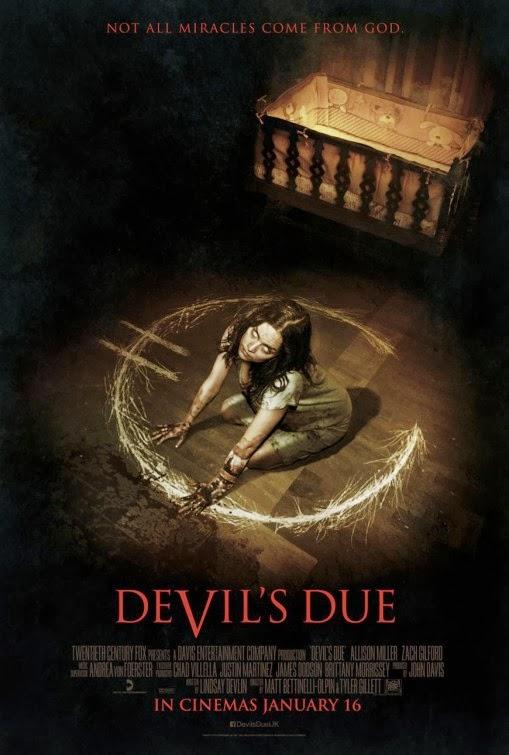 El heredero del diablo (2014) Online