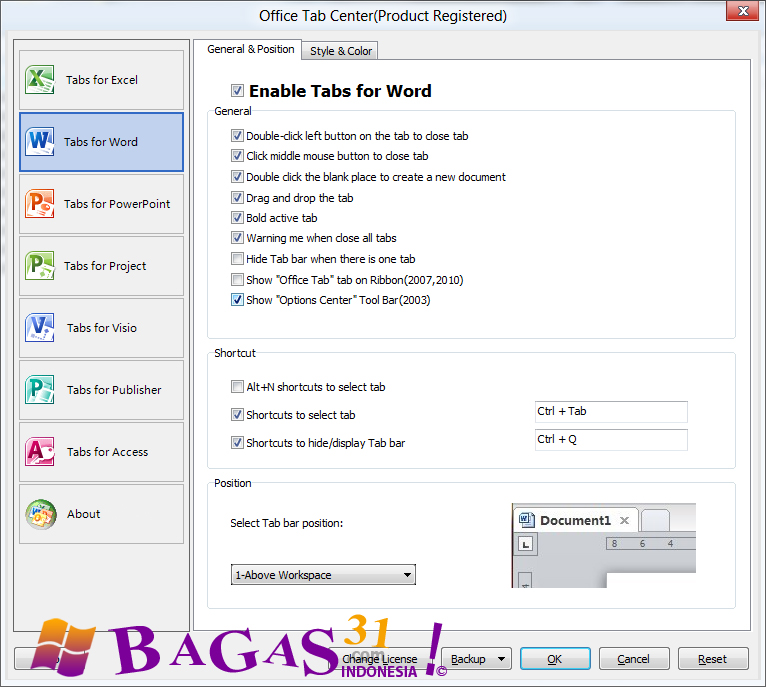 Download Office Tab Enterprise 9.0 Full Serial