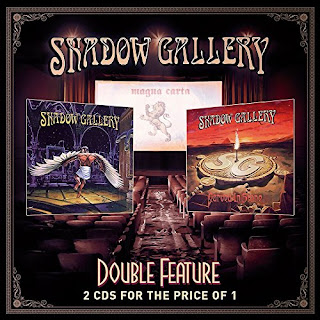 Shadow Gallery's Double Feature