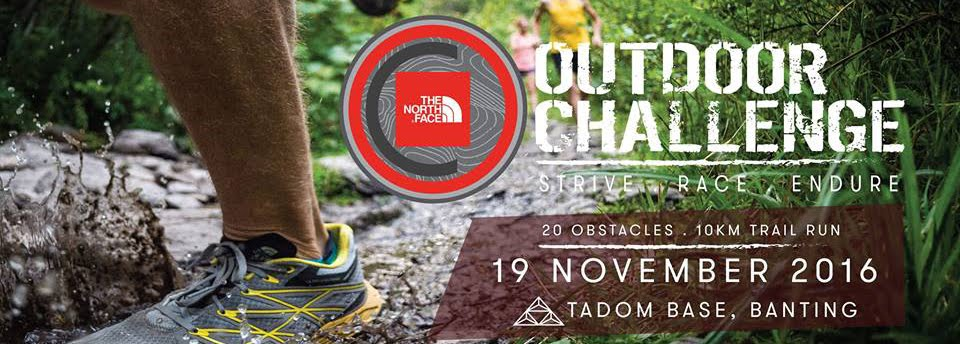 The North Face Outdoor Challenge 2016