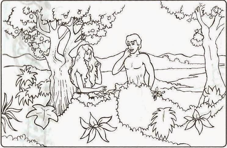 A desobediència de Adão e Eva