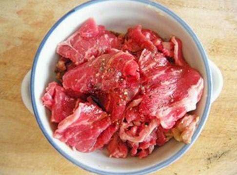 Fried Bitter Melon with Beef - Khổ Qua Xào Bò