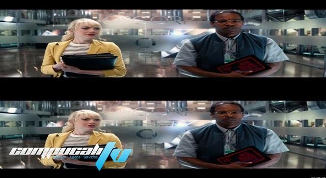 The Amazing Spiderman 2 3D OU Latino
