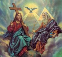 A Trindade - Pai, Filho e Espírito Santo