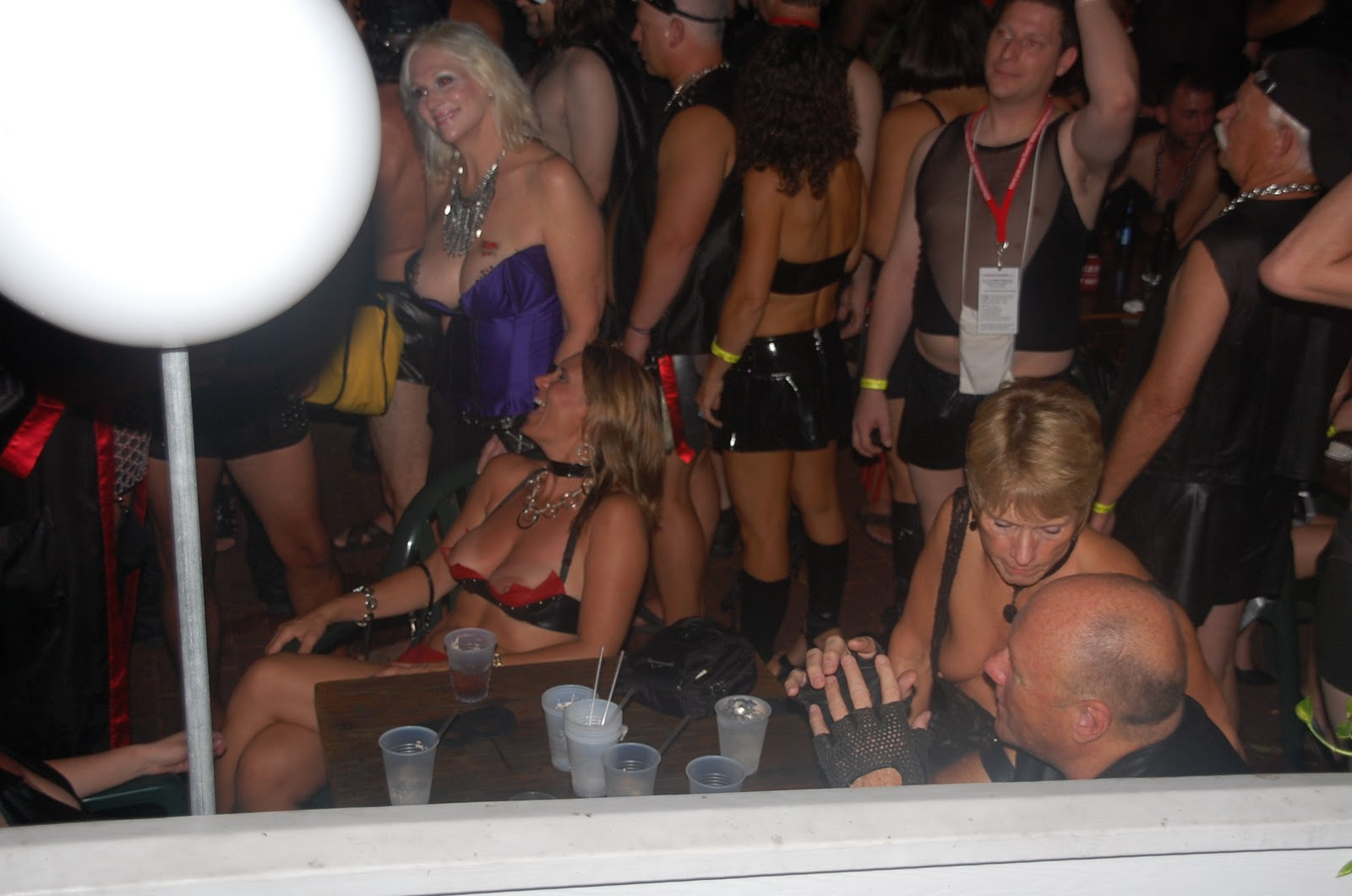 Fetish Party Fantasy Fest Pics