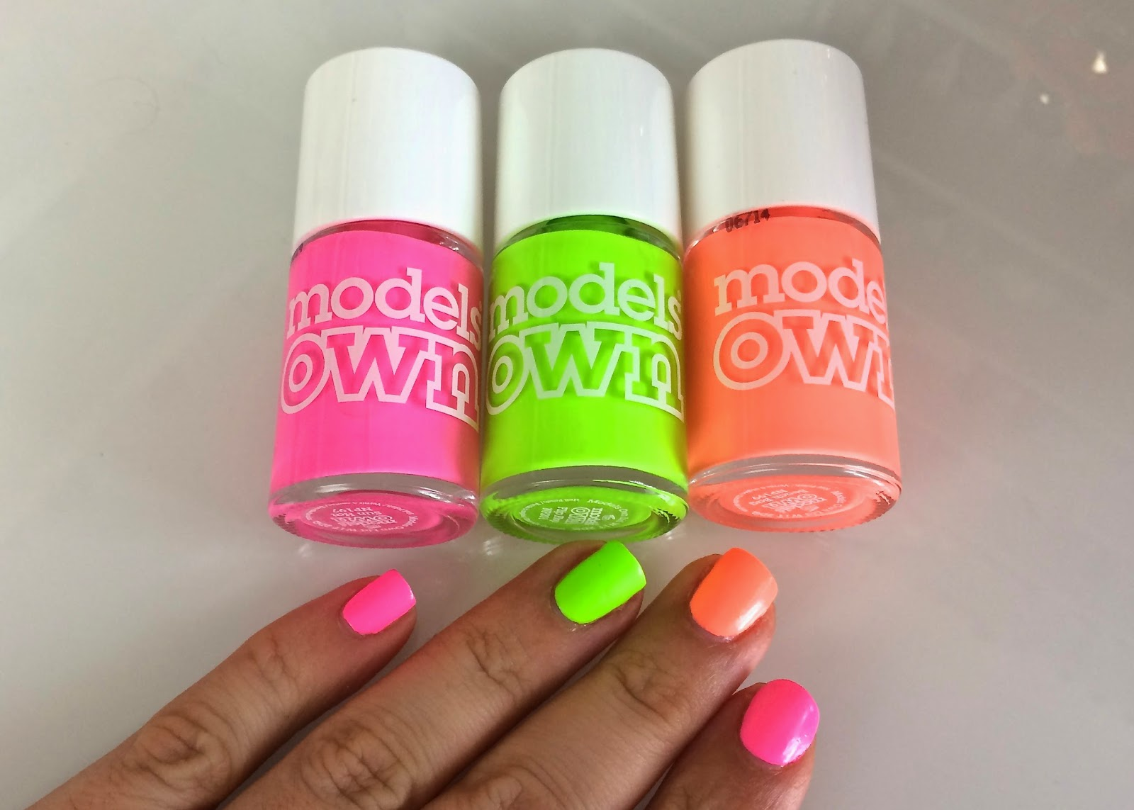 Nails: Models Own polish for tans swatches | flutter and sparkle