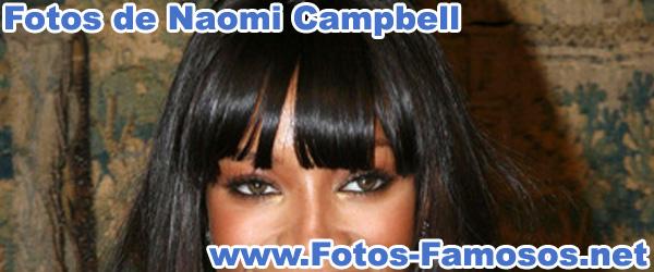 Fotos de Naomi Campbell