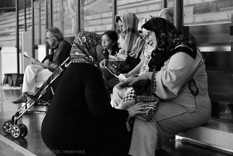 Donne italiane convertite all'Islam