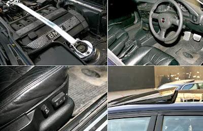 Modifications BMW 525i E34 1993