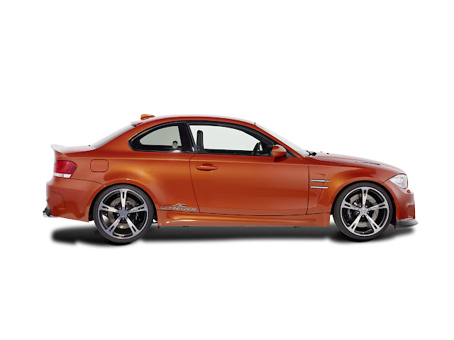 2012 AC Schnitzer BMW 1-Series M Coupe