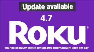 Roku, Media Streamers, Software Update