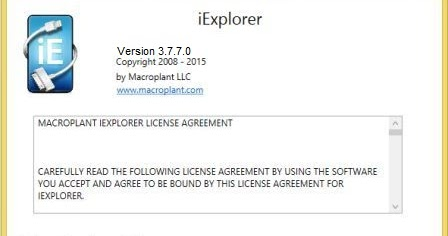 registration code for iexplorer 4.2.6