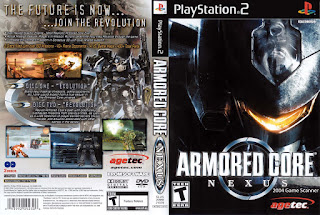 Download Game Armored Core - Nexus (disc 2) PS2 Full Version Iso For PC   Murnia Games