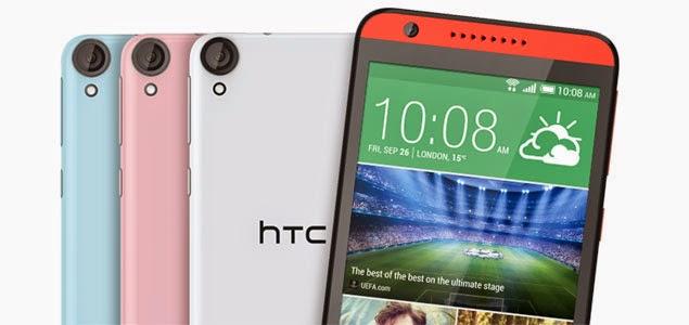 HTC launches Desire 820 Smartphone