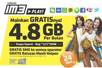 Promo IM3 Play dari Indosat