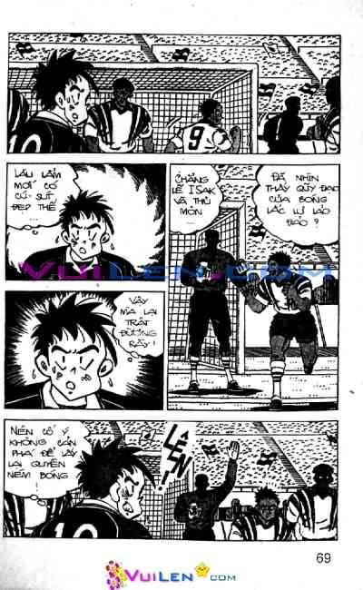 Jindodinho - Đường Dẫn Đến Khung Thành III Tập 64 page 69 Congtruyen24h