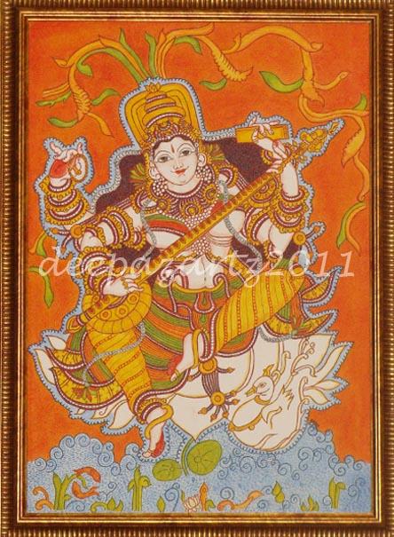 Kerala mural painting - Wikipedia, the free encyclopedia