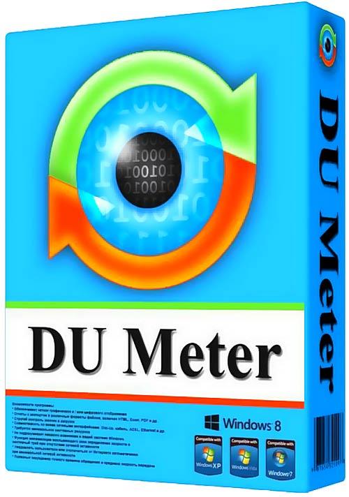 DU Meter 6.2 2014 Setup with Crack Free Download