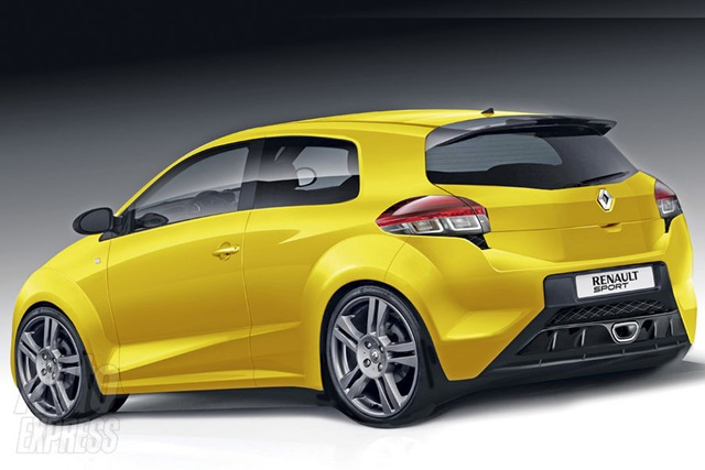 2012 renault clio sport cars. Black Bedroom Furniture Sets. Home Design Ideas