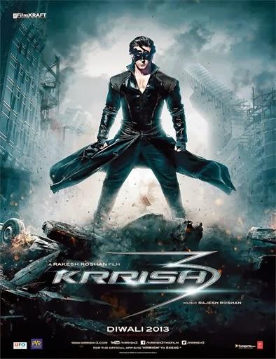 Krrish 3 (2013) Online
