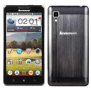 Firmware Lenovo P780