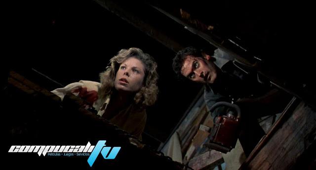 The Evil Dead 1 y 2 HD 1080p Latino Dual