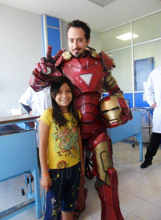 La Covacha.net: Llevando Felicidad al Instituto Nacional de Pediatría.