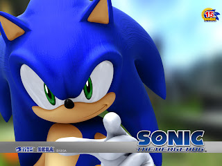 Free Download Sonic The Hedgehog Wallpaper
