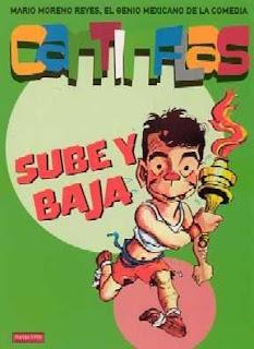 Cantinflas Sube y baja (1959) Español Latino
