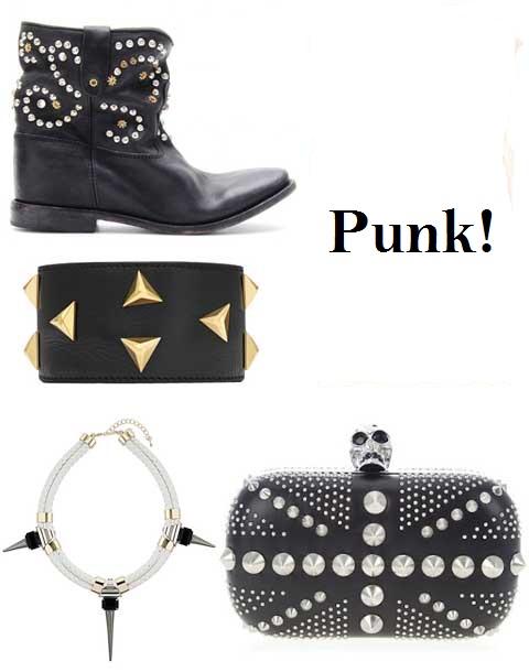 Complementos Punk