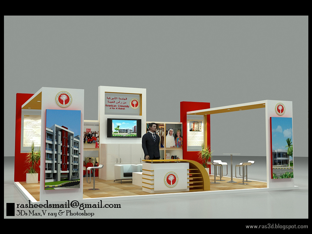 Good Exhibition Stand Design Ideas : D designer visualizer events exhibitions interiors
