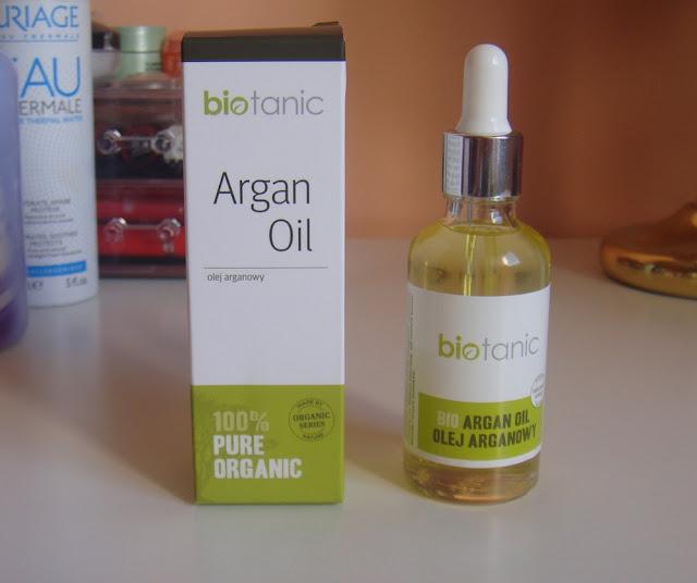 Biotanic 100% Pure Organic Olej Arganowy