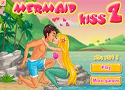 juegos de besos mermaid kiss 2
