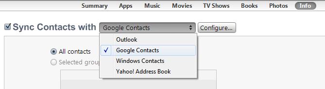Hướng dẫn các cách sao chép danh bạ liên lạc từ iPhone sang Android và ngược lại