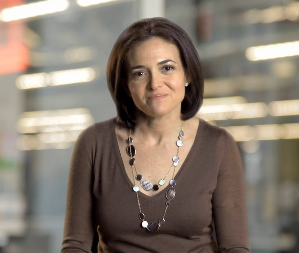 Sheryl Sandberg Quotes. This most influential people's quotes bucket present quotes by influential people. Sheryl Sandberg was listed in the Time's 100 most influential people of 2013. Sheryl Sandberg, American business executive was included in the Titans category of the 2013 - Time's 100 most influencing people's list.