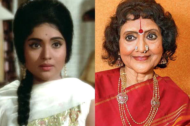 Bollywood S Yesterdays Actresses Then And Now Global Grind