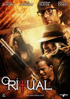 Filme Poster O Ritual DVDRip XviD Dual Audio &amp; RMVB Dublado
