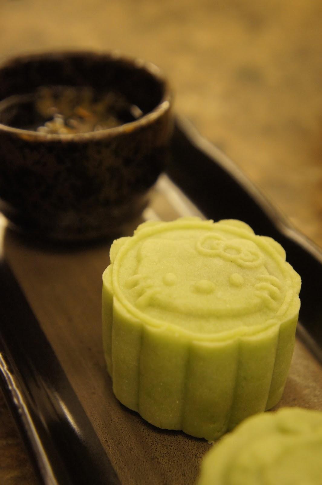 Green Tea Cakes Cake The Best Green