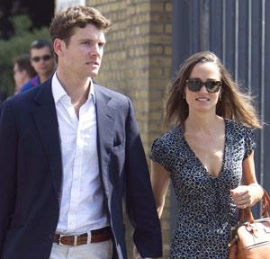 Pippa Middleton Alex Loudon juntos