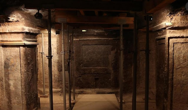 Egjipt, hapet për vizitorët varri i Majas - nënës që u kujdes për Tutankhamon