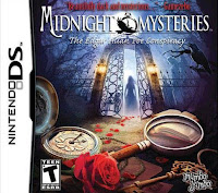 Midnight Mysteries: The Edgar Allan Poe Conspiracy &#8211; NDS