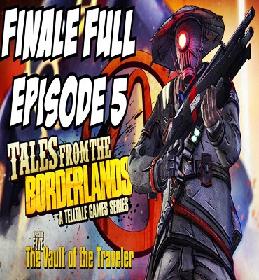 Tales from the Borderlands Episode 5 [CODEX]
