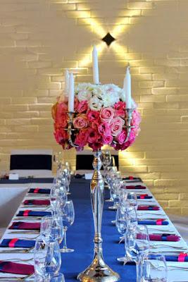 dekoracja weselna Marena Spa Międzywodzie