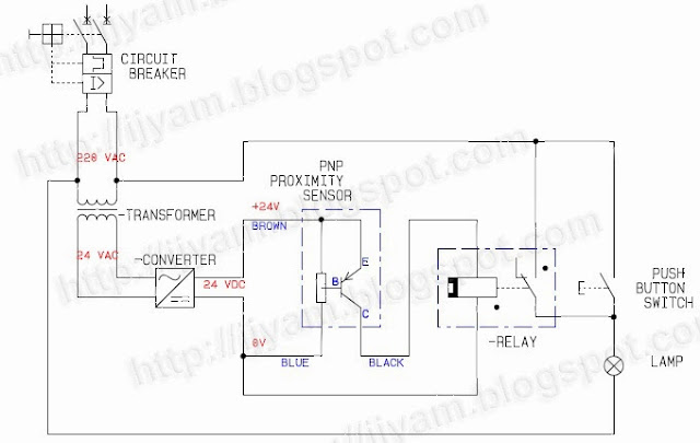 Effector Prox Switch Wiring Diagram on