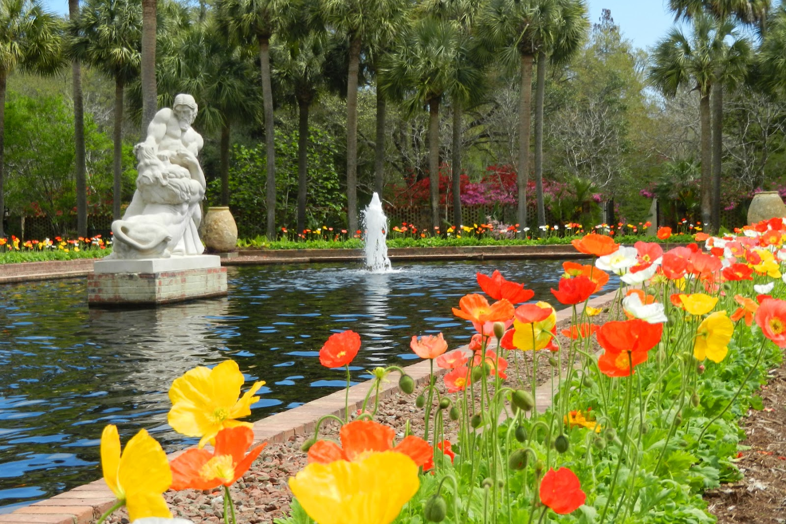 Fun filled june at brookgreen gardens for Myrtle beach arts and crafts festival