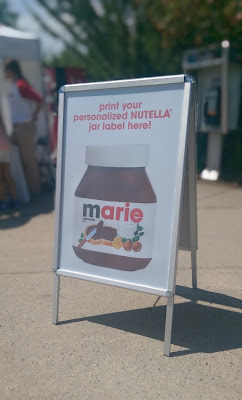 Nutella Summer Truck Tour Toronto Zoo #AddALittleJoy