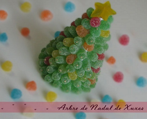 Pontequieto la casita de chocolate manualidades - Manualidades faciles navidad ...