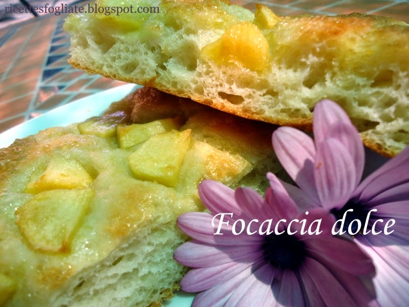 focaccia dolce (extra soffice)